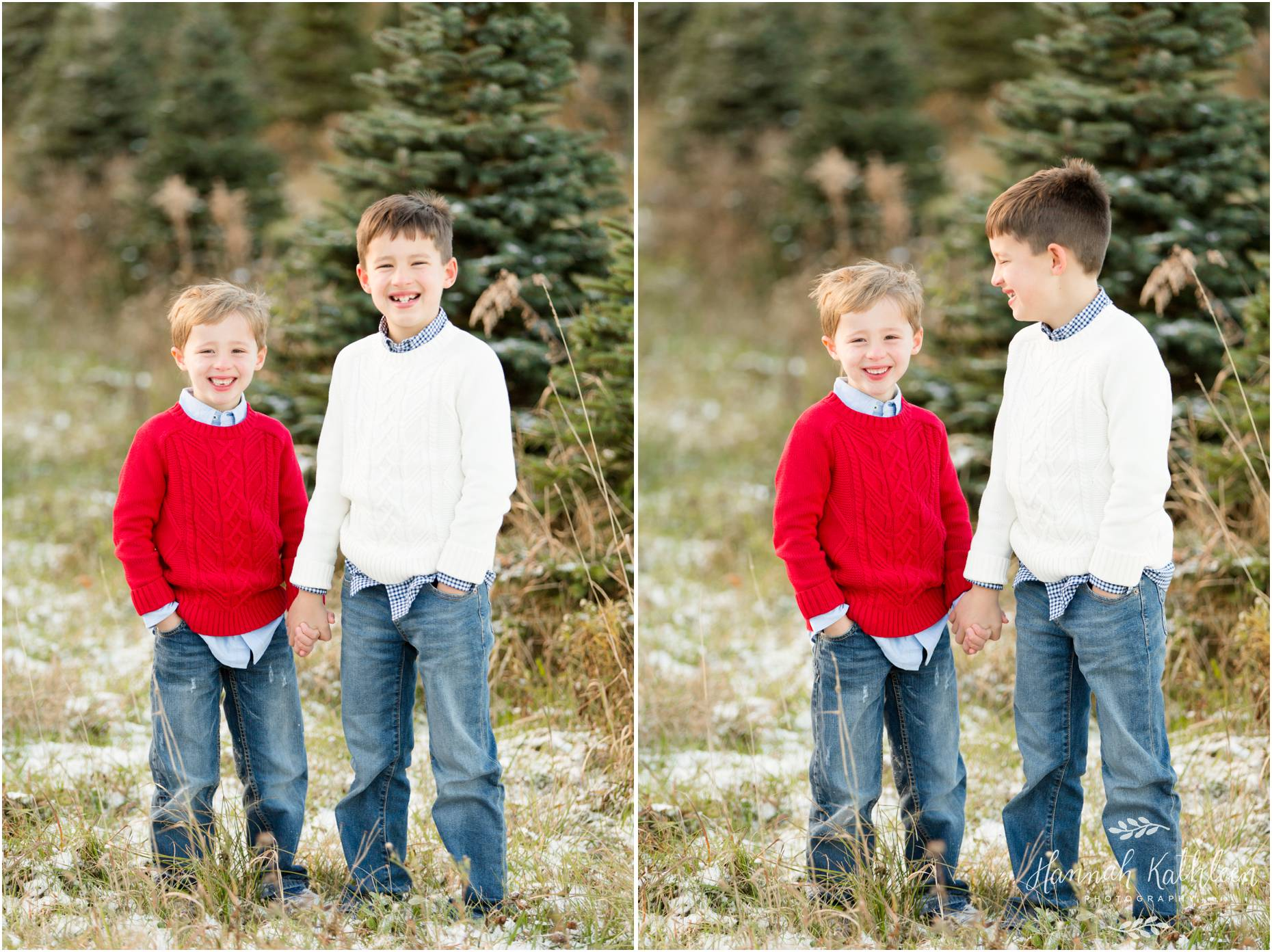 Christmas Tree Farm Mini Sessions.Christmas Tree Farm Mini Sessions Hannah Kathleen