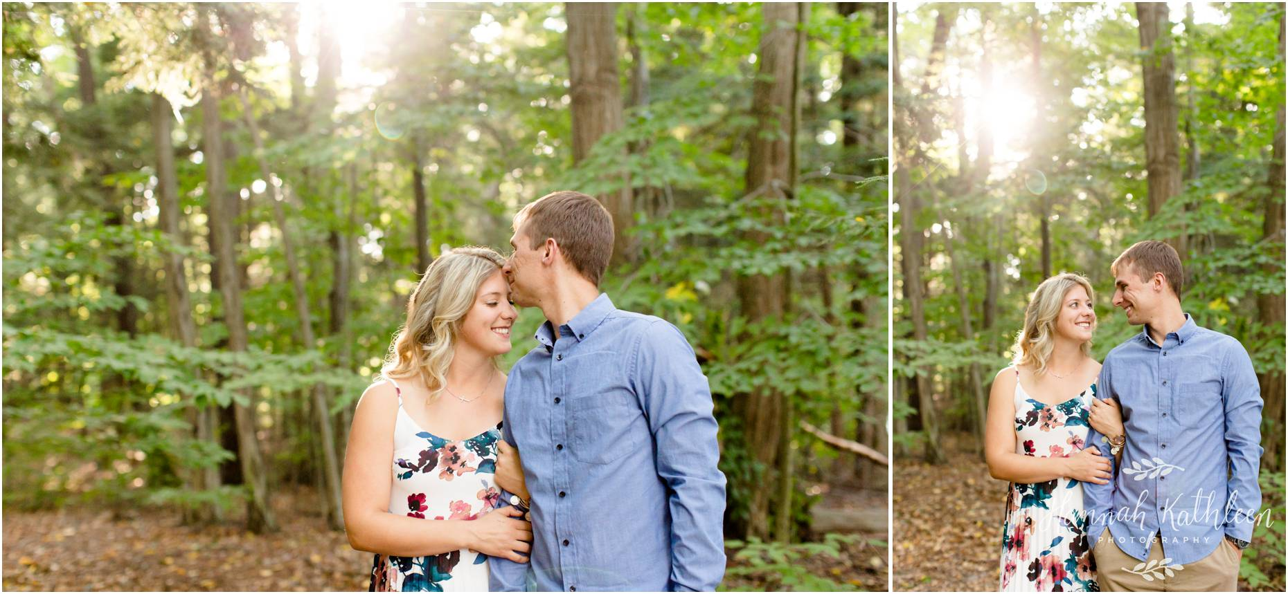 Aj_Brittany_Buffalo_Woods_Engagement_Session