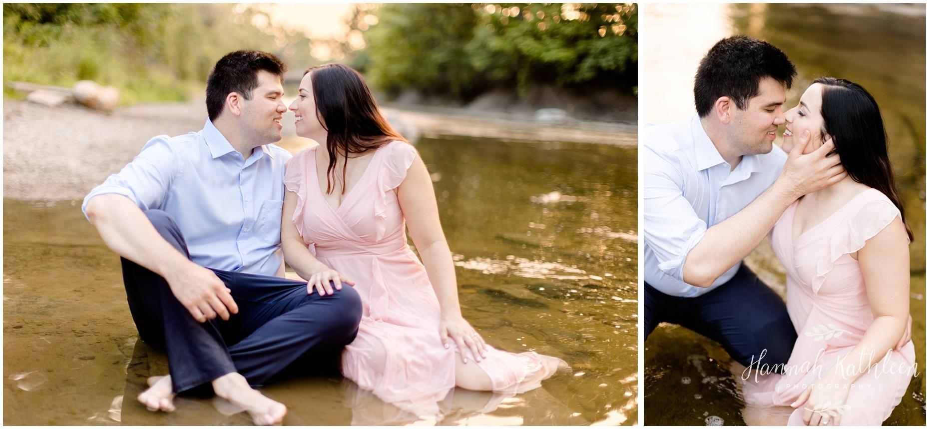 tim-katey-burchfield-creek-buffalo-ny-dogs-engagement-session-photographer