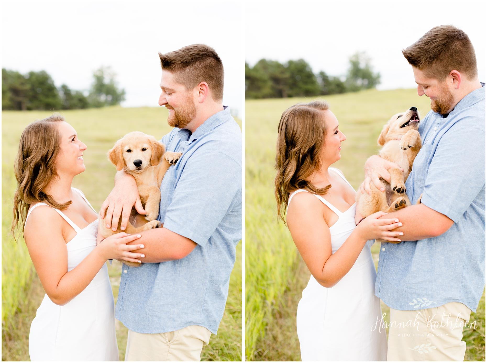 Zack_Kelly_Puppy_Engagement_Photography_Buffalo_NY